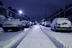 Winterräder Auto