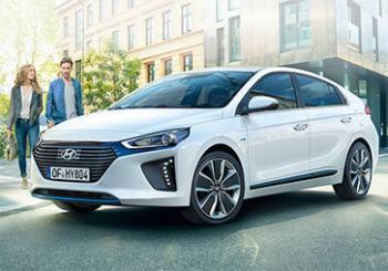 Hyundai IONIQ Elektro & Hybrid
