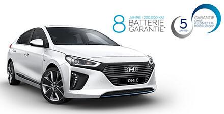 Hyundai IONIQ Garantie