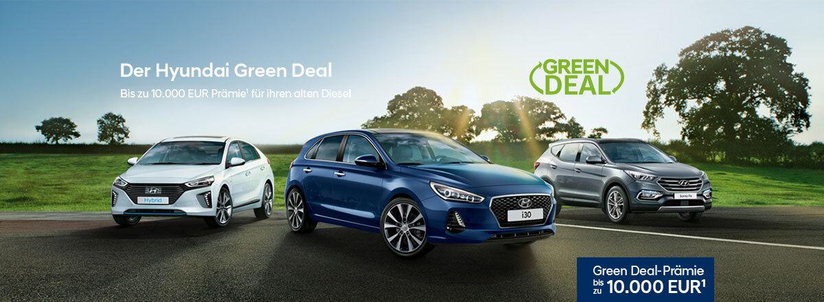 Hyundai Green Deal Home