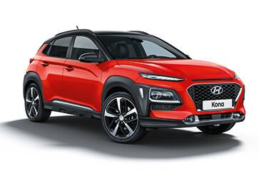 Hyundai KONA Vorschau