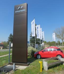 Hyundai Pylon